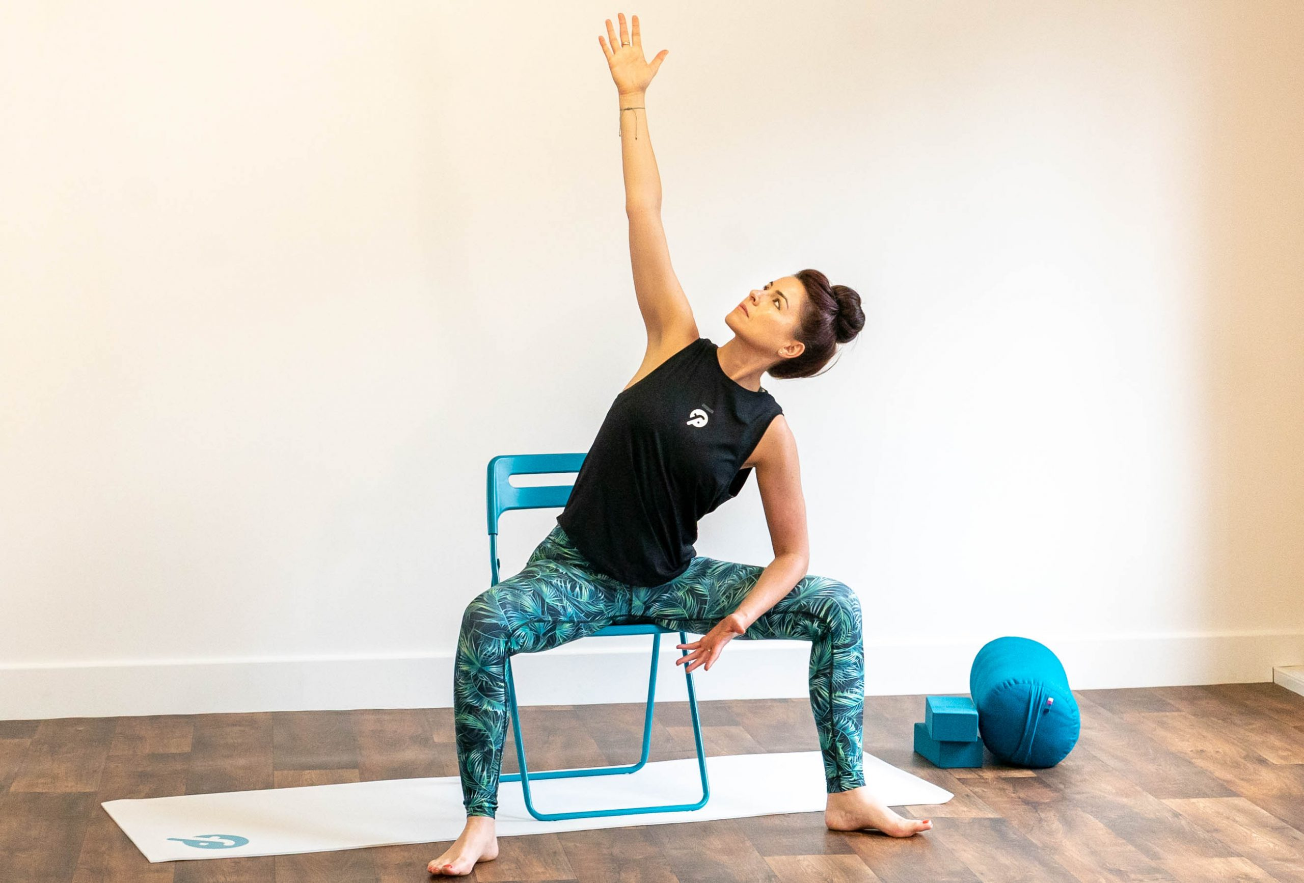 Chair Yoga: Shoulder and Neck Release (09:00 am)